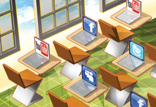 How Social Media is Reshaping Today's Education System